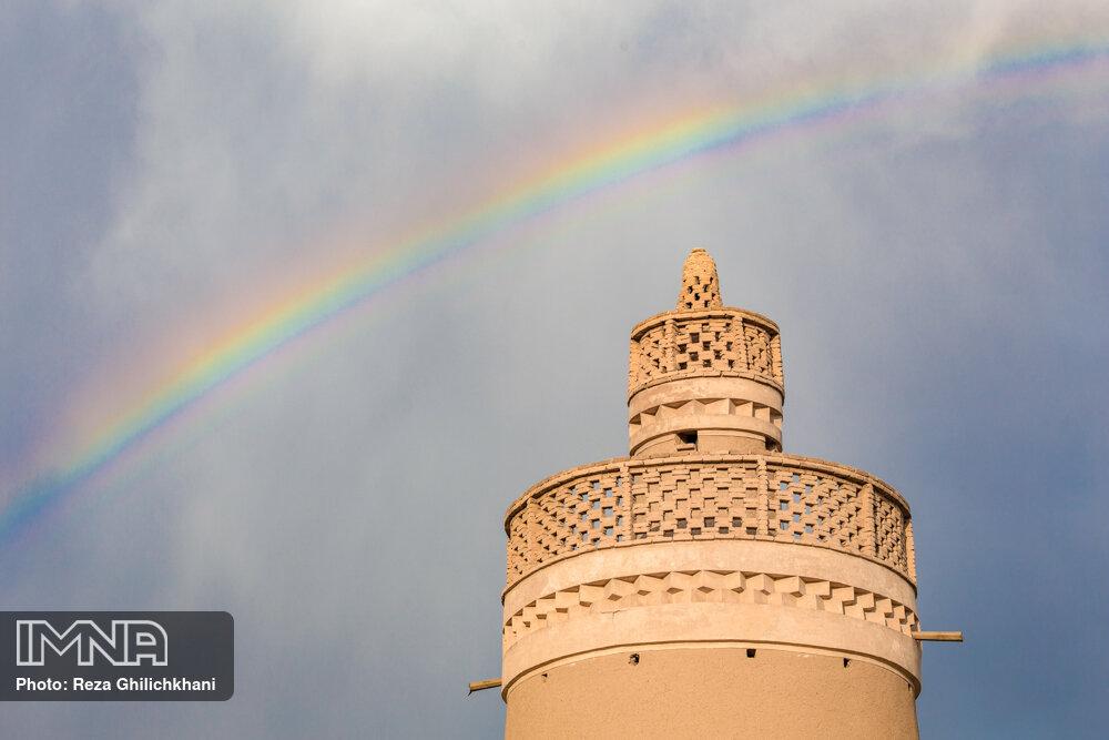 هفت برج خارون در نجف آباد