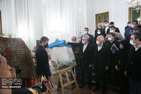 رونمایی از برنامههای جشنواره بین المللی صنایع دستی اصفهان