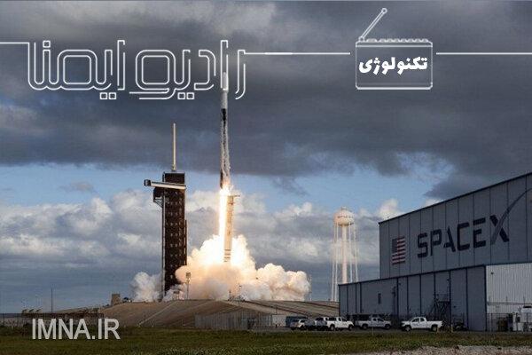 رکوردشکنی اسپیس اکس با پرتاب ۱۴۳ ماهواره