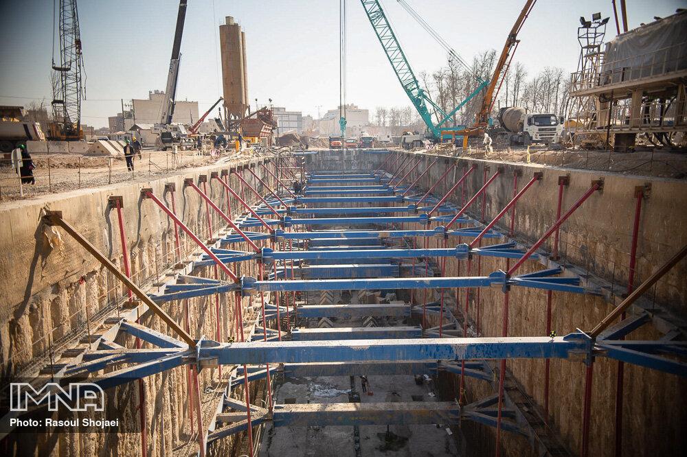 آخرین جزئیات پروژه خط دو مترو اصفهان