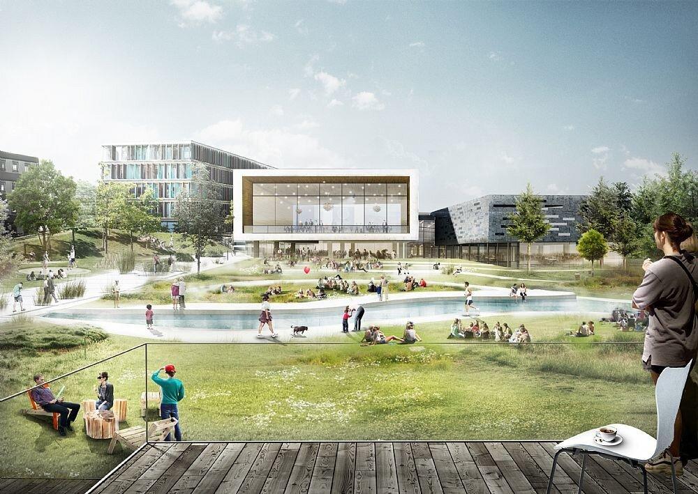 مدرسه جدید کپنهاگ؛ نماد عصر توسعه شهری نوین
