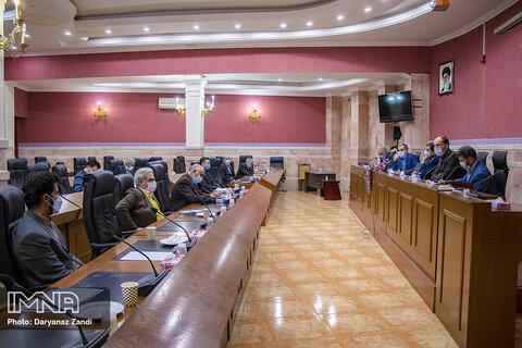 اجلاس شورای اسلامی استان اصفهان