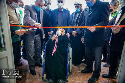 افتتاح مرکز  جذب مشارکتهای مردمی گروههای جهادی