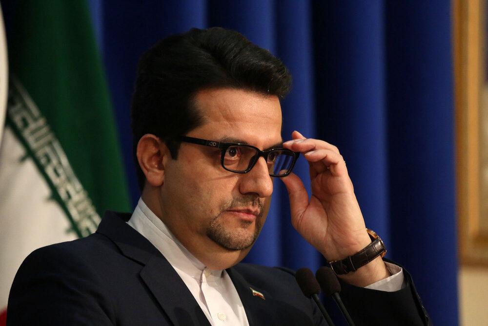 موسوی: ایران از ابتکار همکاری ۶ جانبه منطقهای حمایت می کند