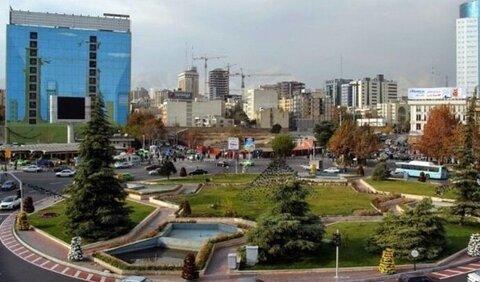 ترافیک میدان ونک زیرزمینی میشود