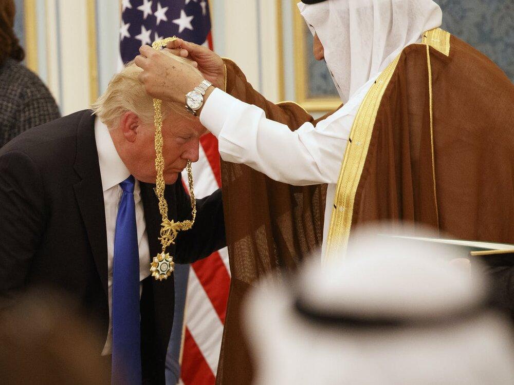 ابراز امیدواری ترامپ برای شرکت در انتخابات بعدی آمریکا