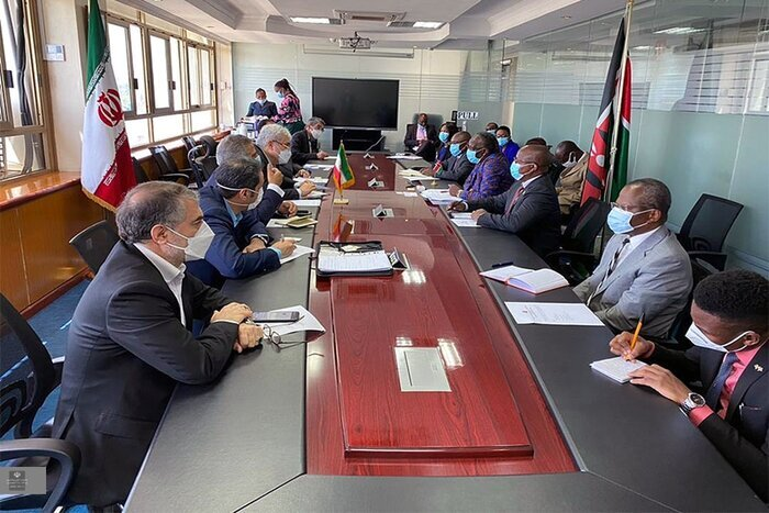 لزوم توسعه همکاریهای فناورانه ایران و کنیا