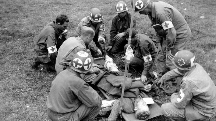 اثرات جنگ جهانی دوم بر مقاومت مردم در مقابل کرونا
