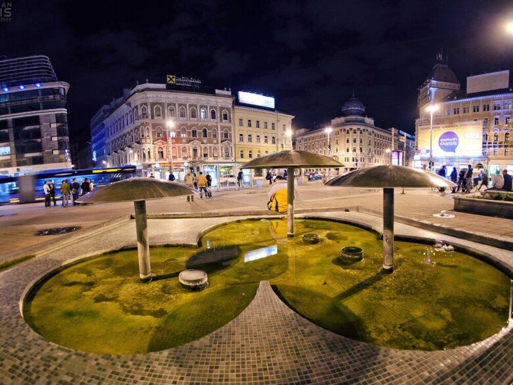 پیادهراهسازی خیابانهای اصلی بوداپست