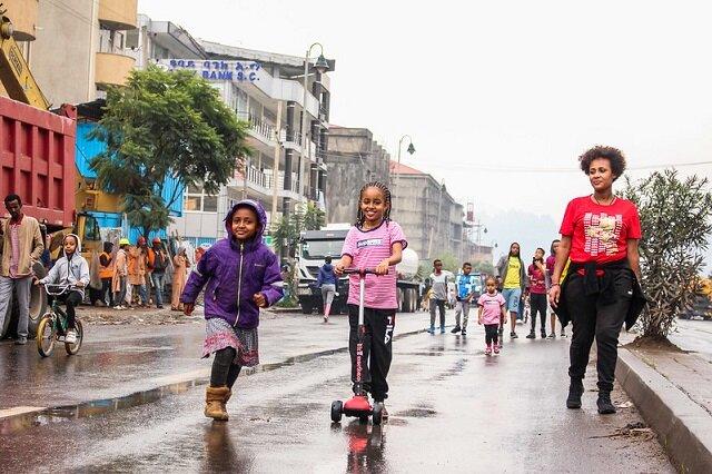 شهر را از دید کودکان ببینید