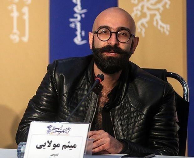 داور جشنواره فیلم فجر میهمان کتابباز شد
