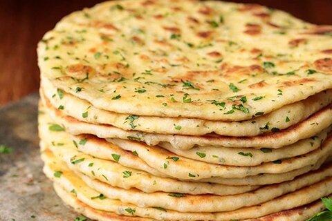 Glimpses of bread making in Iran