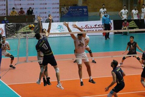 لیگ ملتهای والیبال؛ تحقیر آمریکا مقابل ایران/ برتری مطلق شاگردان آلکنو مقابل یانکیها