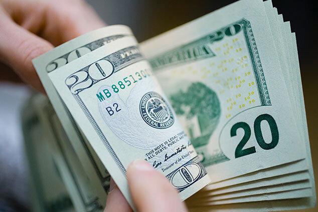 کشف ۴ میلیارد و ۵۰۰ هزار ریال ارز خارجی