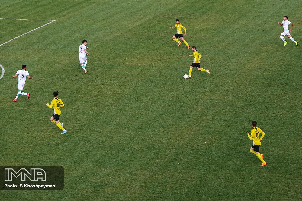 دربی فوتبال اصفهان