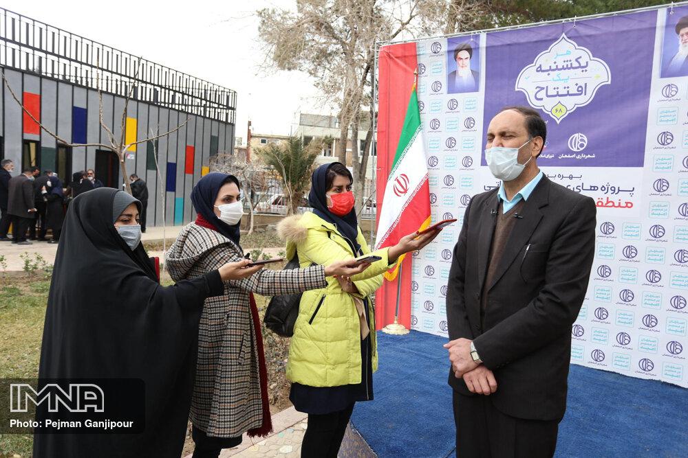معافیت احداث بیمارستانهای بالای ۹۶ تختخوابی در اصفهان از پرداخت عوارض شهری