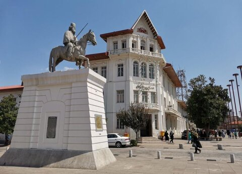 World's first school of postal museum inaugurated in Rasht