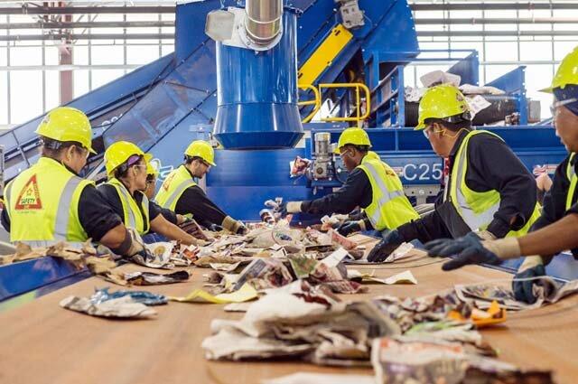 اولین شهرک بازیافت پسماند چهارمحال و بختیاری افتتاح میشود