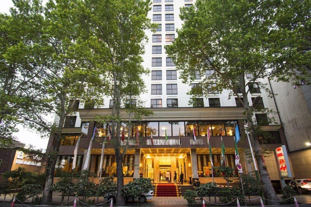 اجاره هتل در تهران چقدر است؟