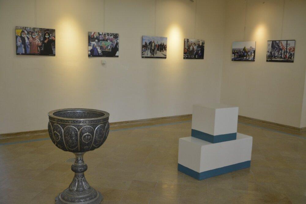 افتتاح نمایشگاه عکس «همه هستیم»
