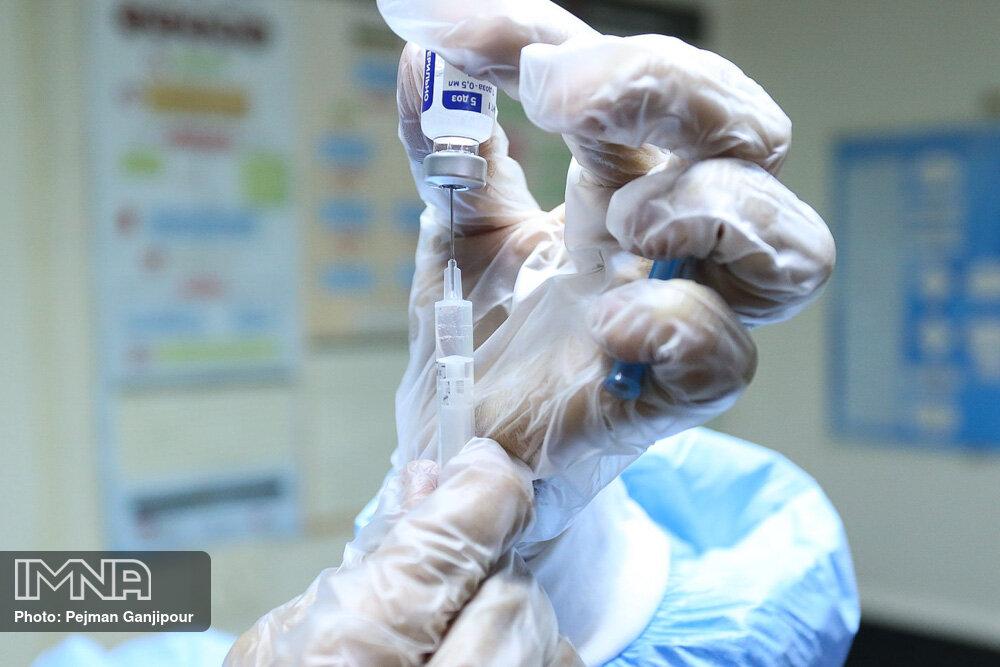 آخرین آمار واکسیناسیون کرونا ایران ۱۷ اردیبهشت