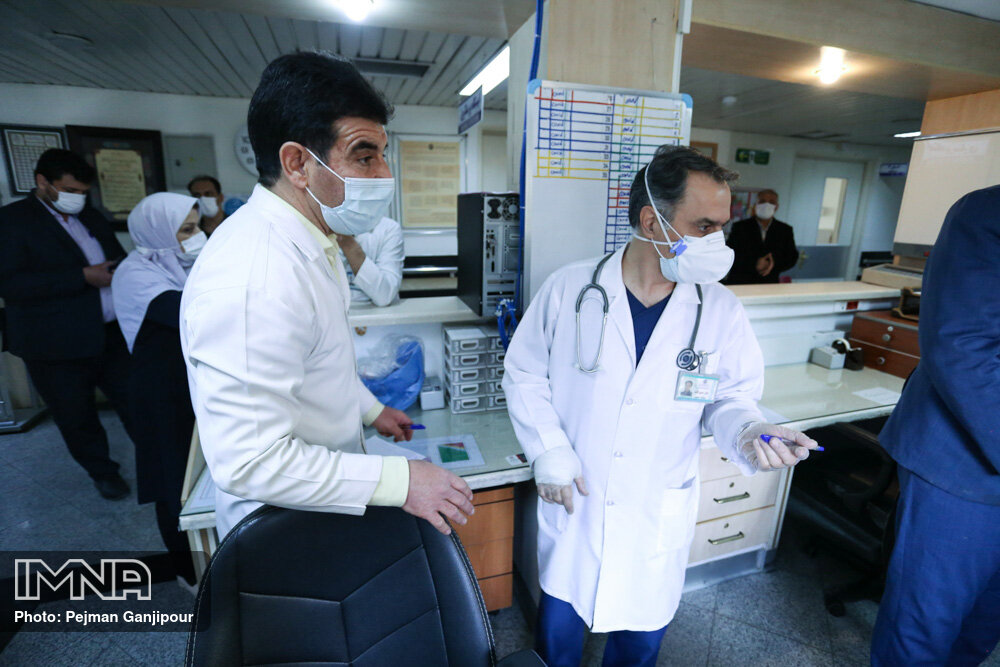 60,181 Iranians lost their lives due to coronavirus