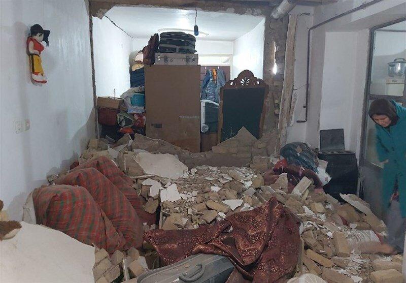 پدر و دختر قربانی انفجار شدید گاز شهری در کرج