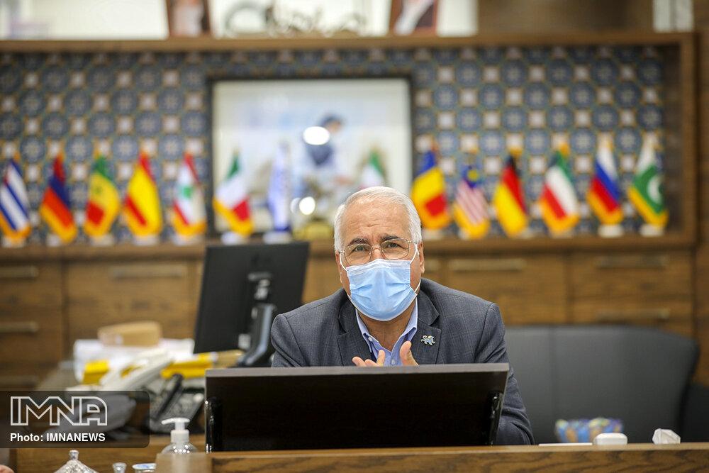 برقراری خط هوایی ایران و ارمنستان پیگیری میشود