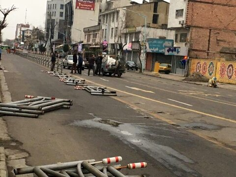 خط ویژه اتوبوس خیابان امام خمینی(ره) رشتجمعآوری شد