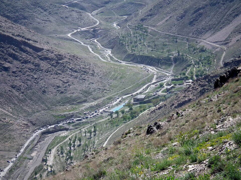 واگذاری ۸۶ هکتار از اراضی منطقه گردشگری دره گردو به شهرداری اراک