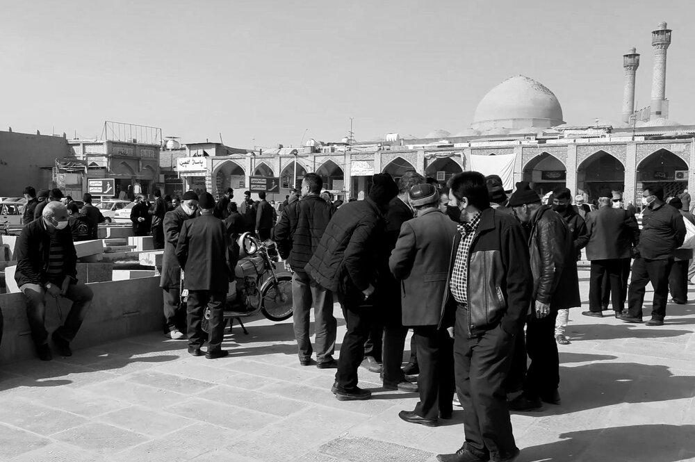 مستاجران دیروز و امروز میدان امام علی(ع)