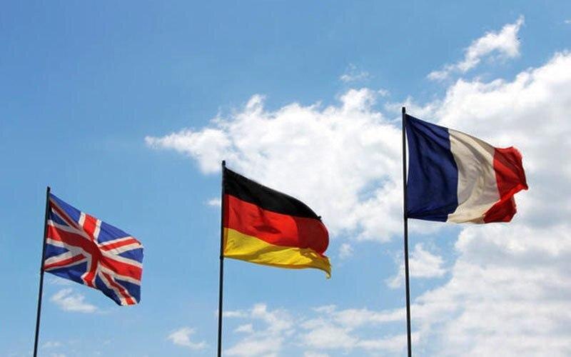 تروئیکای اروپا پیش نویس قطعنامه علیه ایران را پس گرفت