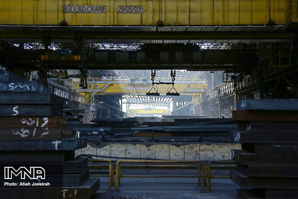 فولادمبارکه اولین شرکت دریافت کننده استاندارد راهنمای مدیریت کار ایمن