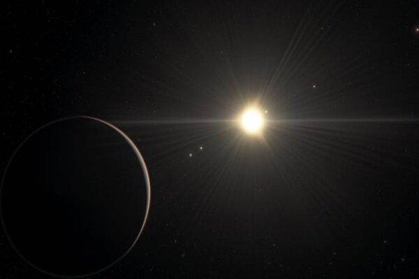 خورشید جوان کشف شد