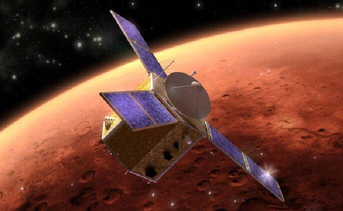 فضاپیمای ناسا پنجشنبه بر سطح مریخ مینشیند