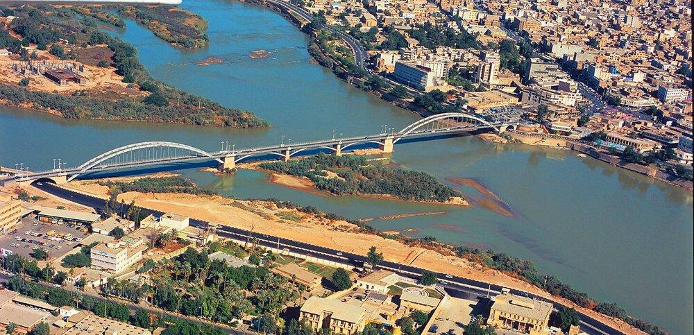 کشف جسد شناور یک مرد در رودخانه کارون