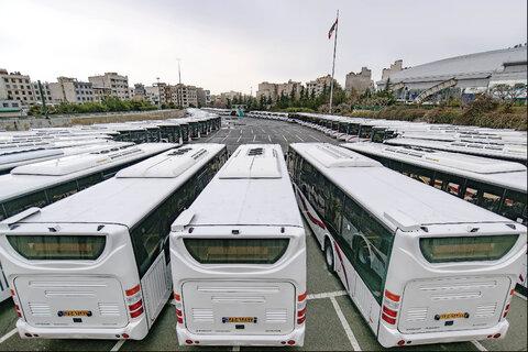 واریز سهمیه اعتباری سوخت دی ماه ۶۸۰ هزار خودروی حمل و نقل عمومی