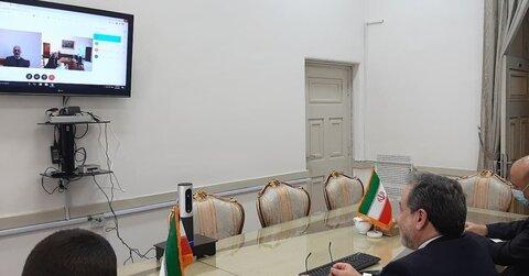 دور جدید گفتوگوهای سیاسی ایران و ایرلند با حضور عراقچی برگزار شد