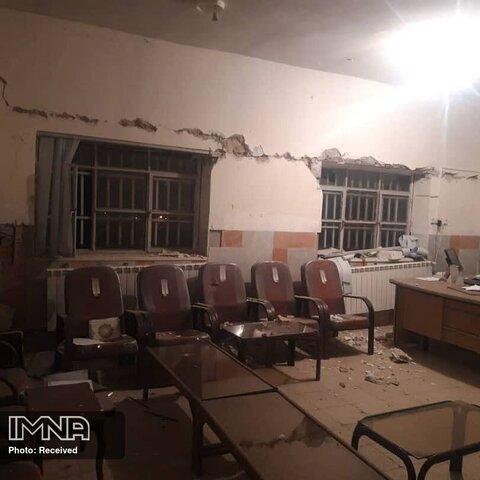 وقوع زمینلرزهای به بزرگی ۵.۶ ریشتر در مرز استان اصفهان و کهگیلویه