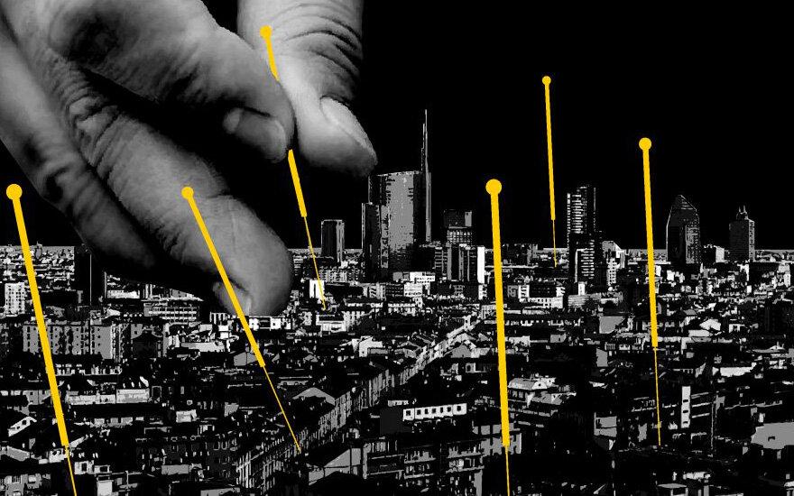 رویکرد طب سوزنی شهری؛ راه علاج مشکلات شهری