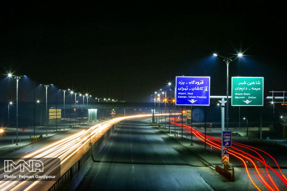 """پروژه خیابان های""""تابان"""" و """"آسمان""""  و تقاطع غیرهمسطح آفتاب"""