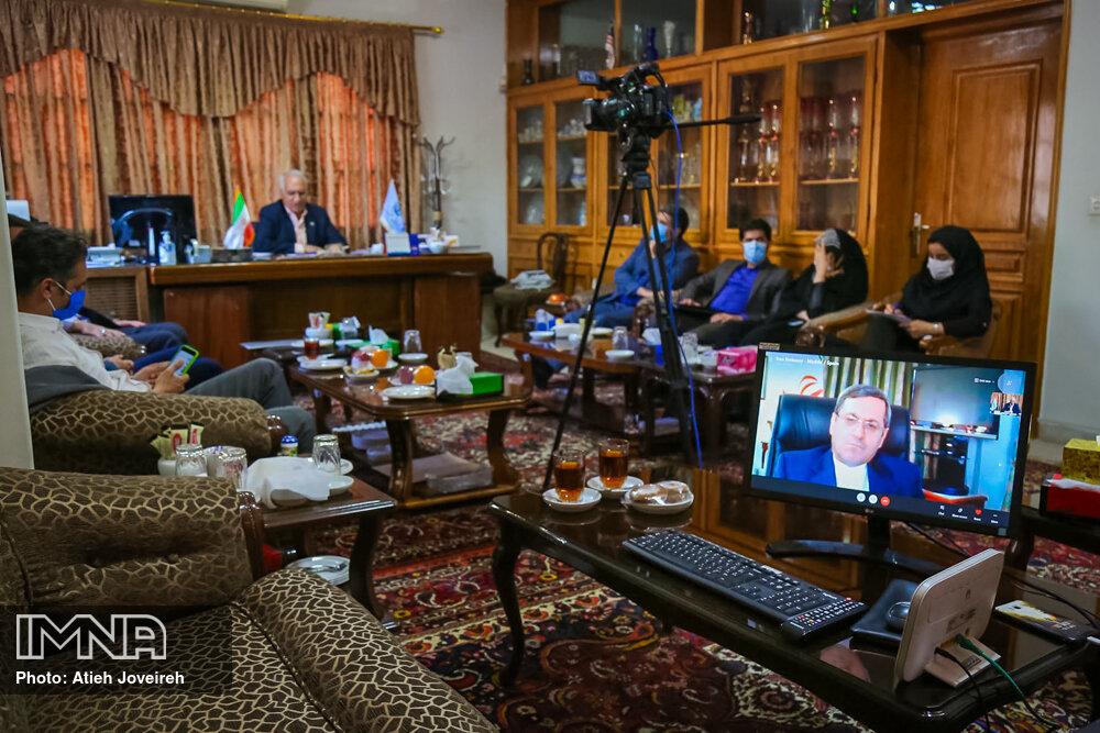 همایش اصفهانیهای مقیم خارج برگزار شود / آغاز رابطه ایران با اسپانیا از دریچه «اصفهان» بود