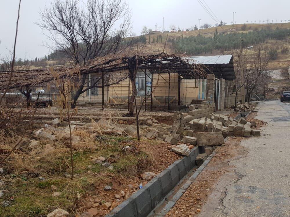 بازسازی مناطق زلزله زده سمیرم آغاز میشود/ سقف وام بلاعوض برای بازسازی ۲۰ میلیون تومان