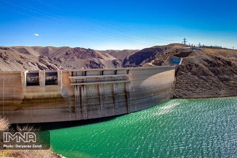 کاهش ۳۰ درصدی حجم آب سد زایندهرود