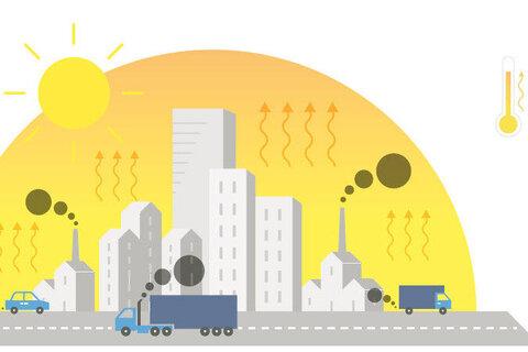 جزایر حرارتی چه تاثیری بر سلامت شهری دارد؟