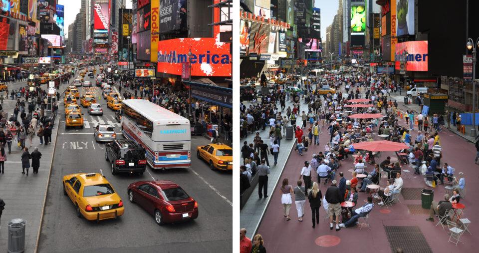 شهرسازی تاکتیکی؛ رویکردی برای تحول دائمی شهرها
