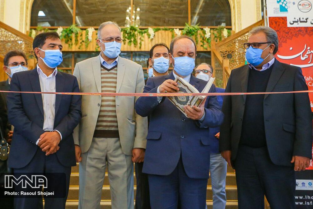 اصفهان با حضور در اکسپو ۲۰۲۰ دبی مدال درخشش را کامل میکند