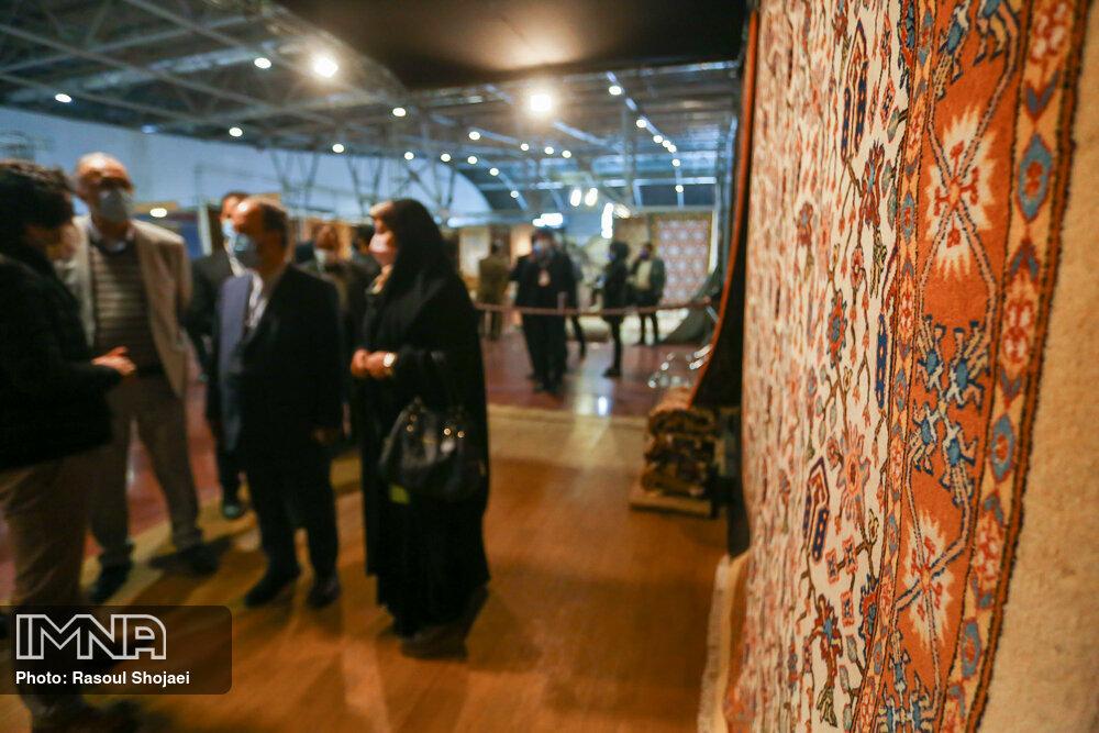 نصف جهان میزبان هنر هزار نقش ایرانی