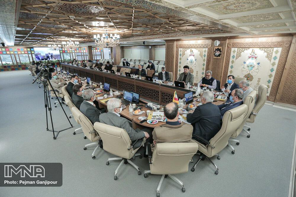 نشست بررسی فرصتها و ظرفیتهای صادراتی اصفهان در اکسپو دبی