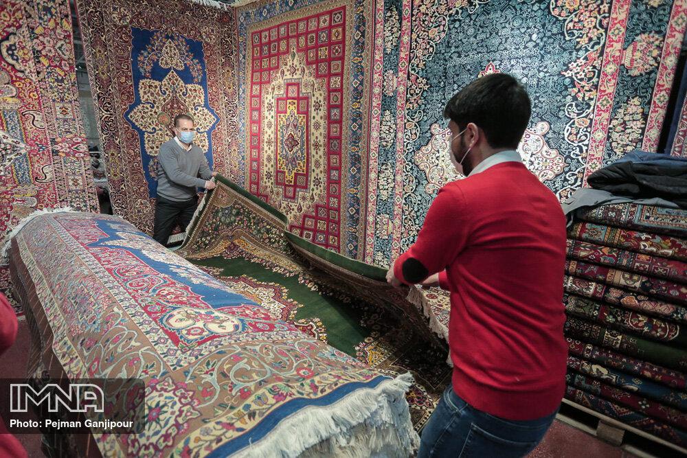 بازاریابی و بازارسازی نوین فرش دستباف ایرانی